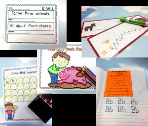 farm animal activities