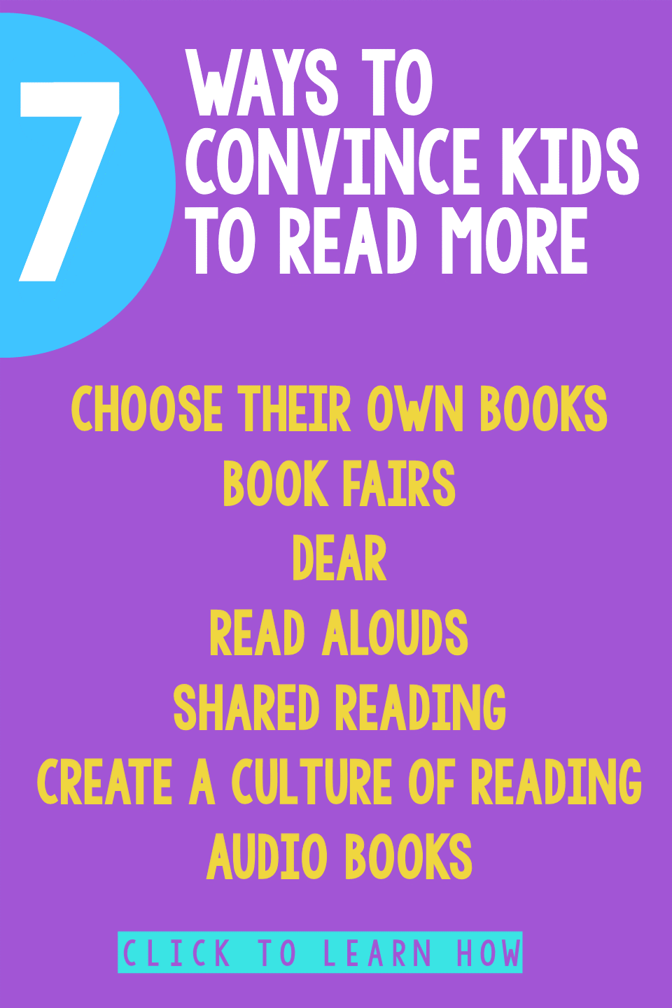 Convincing kids to read more books