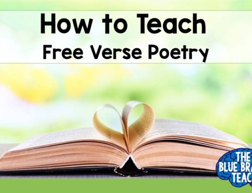 Teaching Students How to Write a Poem