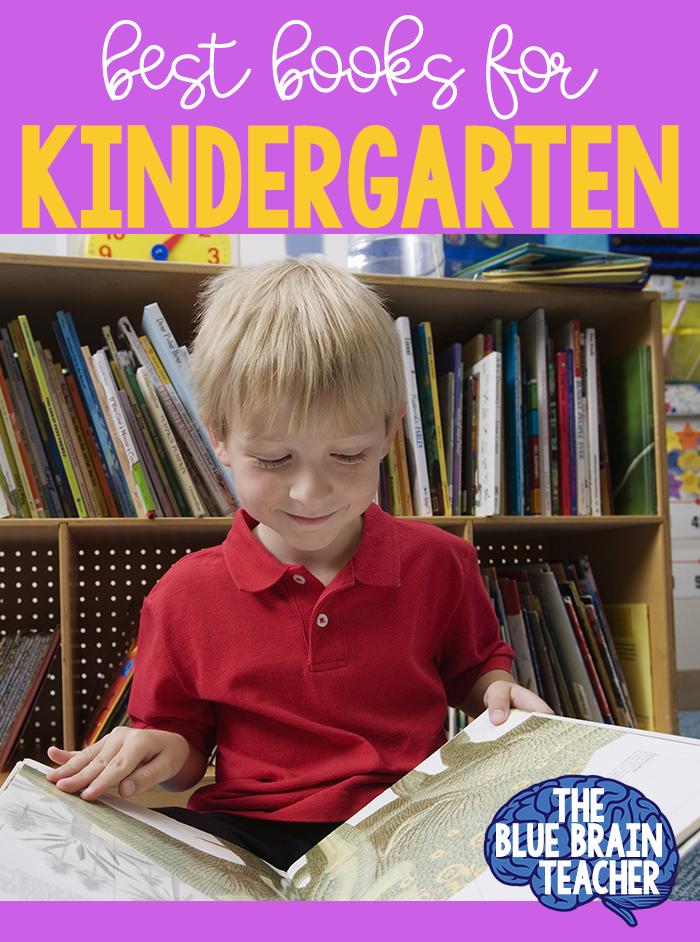 kindergarten books
