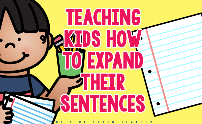 Helping Students in Writing Sentences