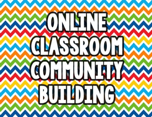Encouraging Online Classroom Community Ideas
