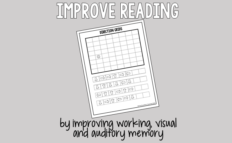 The How to Improve Working, Visual and Auditory Memory