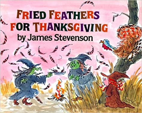 friend feathers for thanksgiving