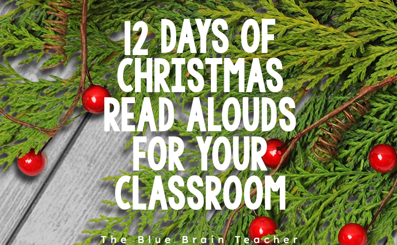 12 Days of Great Christmas Read Alouds for Children