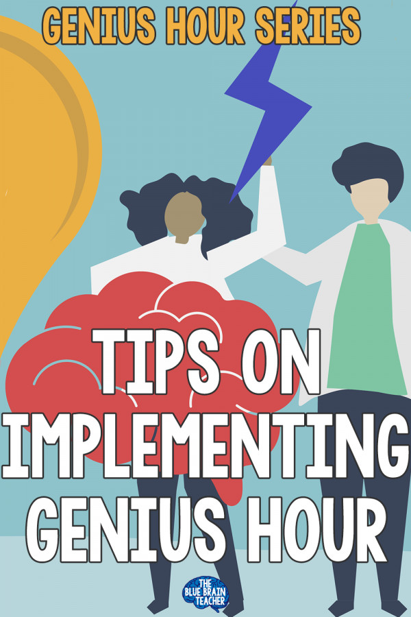 Tips on Implementing Genius Hour