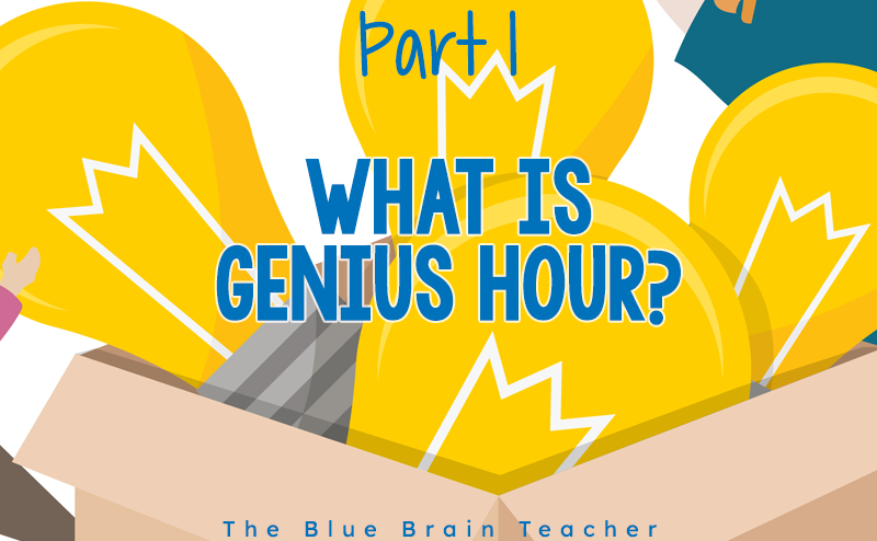 Introducing a Fun Way to Motivate Students: The Genius Hour
