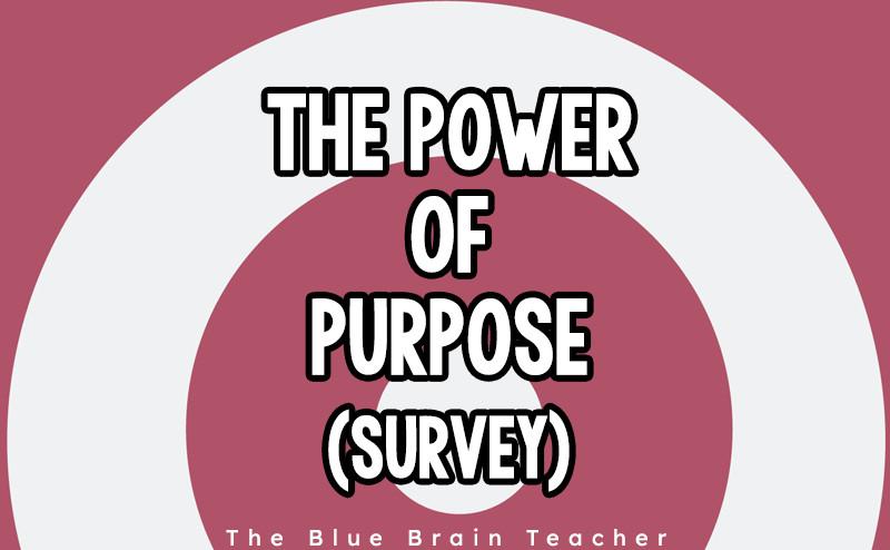 Finding Your Teacher Purpose