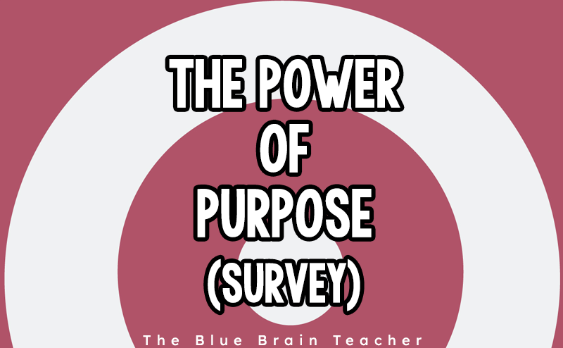 Finding Your Teacher Purpose