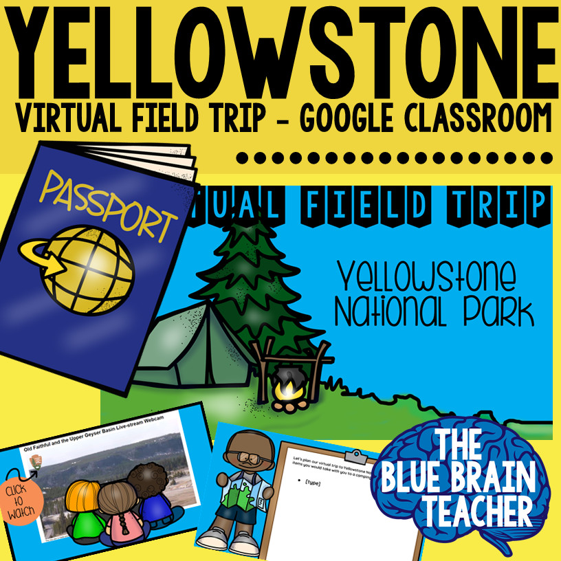 Virtual Field Trips Kindergarten