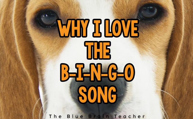Why BINGO is the BEST song for Kindergarten