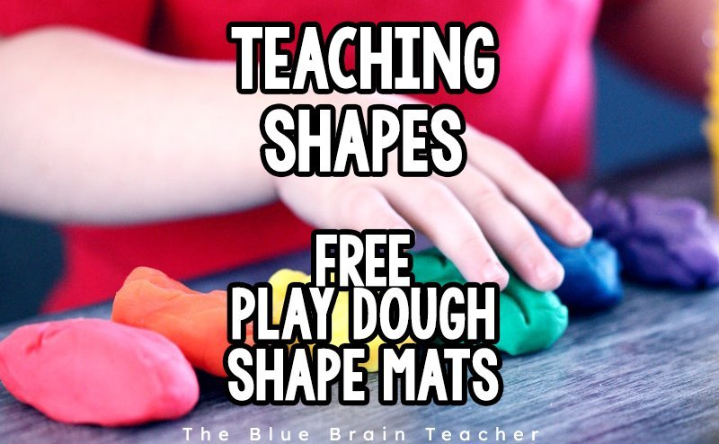 Fun and Easy ways to Teach kindergarten Shapes