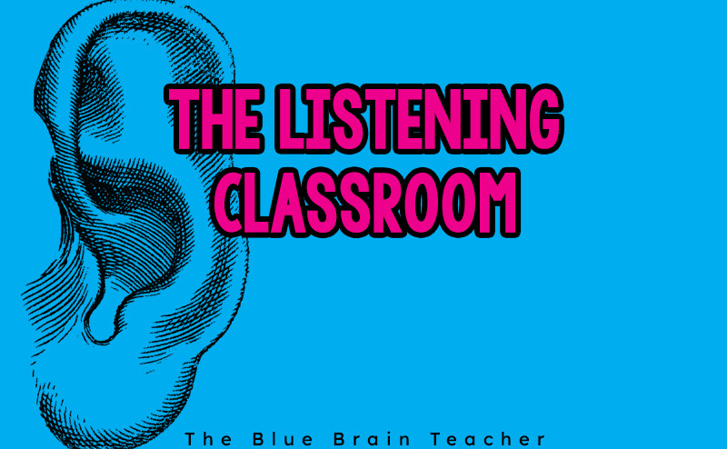 Listening Skills are Important for Smooth Classroom Management