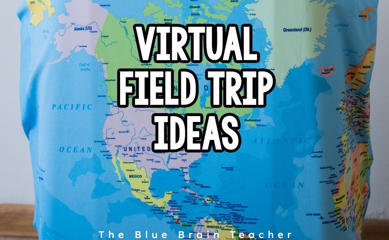 Creating Virtual Field Trips for Kindergarten