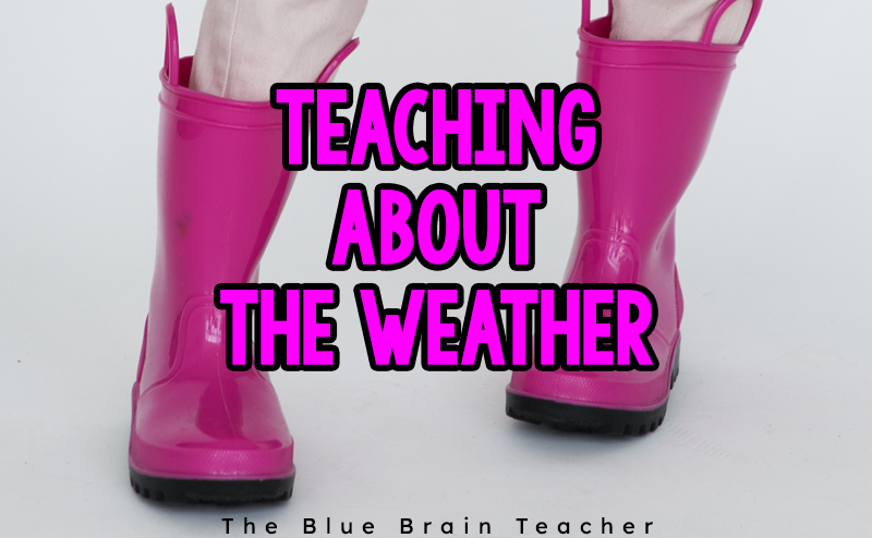 Teaching about the Weather